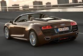 audi price in india audi r8 spyder convertible supercar india launch details