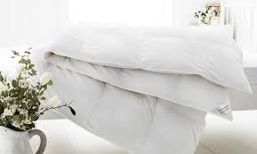 Down Duvets Goose Feather And Down Duvets Groupon