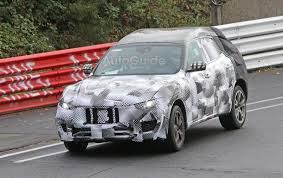maserati bmw maserati levante hits the track in latest spy photos