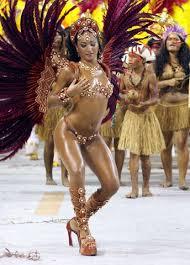 Brazilian Carnival Halloween Costumes Beautiful Color Costume Float Grandiose Wings