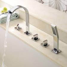 Aliexpress Com Buy Modern Bathroom Bathtub Faucets Contemporary