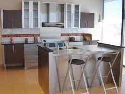 Outdoor Stainless Steel Kitchen - kitchen modern stainless steel kitchen cabinet and island with