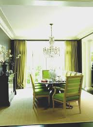 dining room new dining room green modern rooms colorful design