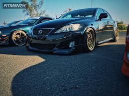 2006 lexus is350 review 2006 lexus is350 aodhan ds01 megan racing coilovers