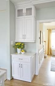 wall paint color is sherwin williams dewy beautiful bathroom