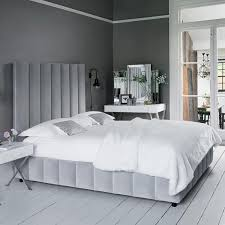 Luxury Designer Beds - browse our collection of elegant designer and luxury beds online