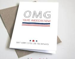 citizenship congratulations card citizenship etsy
