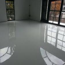 Epoxy Paint For Basement Floor by Pearl White Epoxy Fairfax County Virginia Jpg Basement