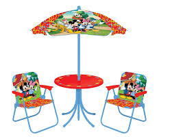Mickey Mouse Kids Table And Chairs Best Summer Toys New Kids Center