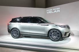 white land rover 2017 here are live photos of new range rover velar