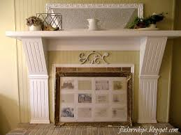 fireplace cover up new fireplace cover up room design plan creative at fireplace