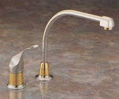 polished brass kitchen faucets pictures of valley single handle kitchen faucets