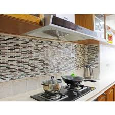 Peel And Stick Vinyl Backsplash Creative Wonderful Interior Home - Peel and stick vinyl tile backsplash