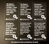 cards against humanity reject pack thank you artscow and bgg cards against humanity
