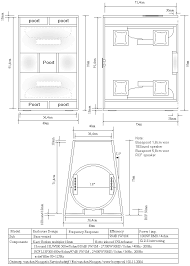 Bass Speaker Cabinet Design Plans Wizardaudio Wizardsound Hasznos