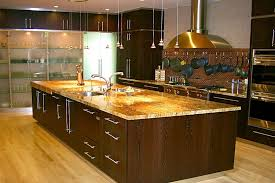 Center Island Kitchen Designs Best Custom Kitchen Design Ideas Gallery Liltigertoo
