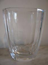Orrefors Vase Vase Etched Crystal Orrefors Art Glass Ebay
