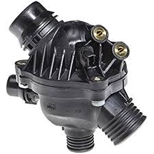 2006 bmw 325i thermostat replacement amazon com bmw engine coolant thermostat housing sensor