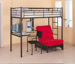 Full Size Loft Beds With Desk by Bunk Beds Bunk Bed Desk Combo Full Bunk Bed With Desk Twin Over