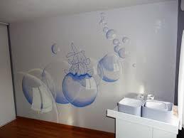 fresque murale chambre bébé fresque murale chambre bb frique balanoireu with deco murale