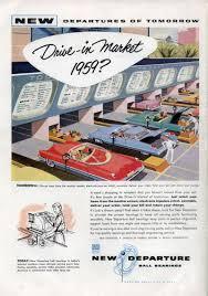 Parts Delivery Driver Jobs This Automated Drive In Market Was Pretty Retro Even For 1956
