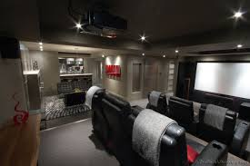 Home Theatre Decorations by Home Theater Room Ideas Retro Hollywood Style Home Theatre Homes