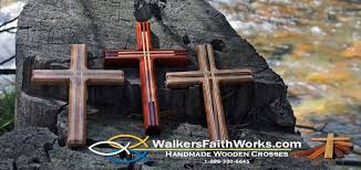 wooden wall crosses where to buy a wooden wall cross walkers faithworks