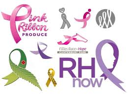 logo ribbon everyone gets a ribbon emblemetric