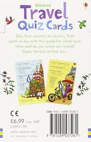 travel quiz images Travel quiz usborne quiz cards activity and puzzle cards jpg