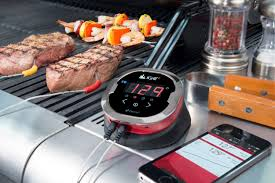 Backyard Grill Wireless Thermometer by Review Idevices Igrill2 Wired