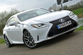 lexus burgundy lexus rc200t tackles 2 2 scene with consummate ease