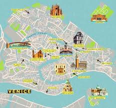 venice map best 25 map of venice ideas on venice italy map map