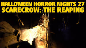 rules of halloween horror nights scarecrow the reaping maze highlights halloween horror nights