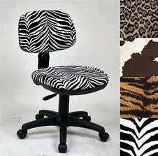 zebra chair new zebra or palomino fabric animal print home
