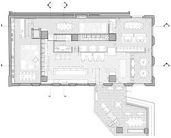 Floor Plan Of A Warehouse by Design Office Converts Disused Power Station Into Restaurant In