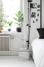 Black And White Room 212 Best Bedroom Images On Pinterest Bedrooms Bedroom Ideas And