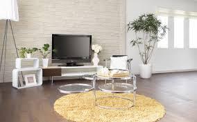 Living Room Wallpaper Ideas Prepossessing 40 Porcelain Tile Living Room Ideas Design