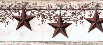 barn star and pip berry wallpaper border wallpaper u0026 border
