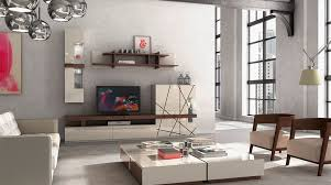 Mexican Modernist Wall Unit With San Diego Contemporary Furniture Lawrance Furniture