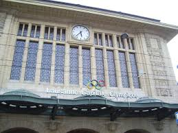 lausanne railway station