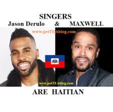 Haitian Meme - in may 18 haitian news singers maxwell jason derulo are