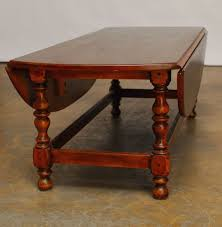 Cherry Drop Leaf Table Newport Cherry Drop Leaf Cocktail Table Traditional Coffee Tables