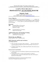 Resume Affiliations Marvelous Cover Letter Examples Accounting Image Collections Cpa