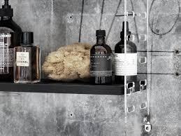 buy the string plex pocket shelving black ash at nest co uk