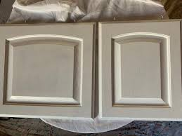 what of paint do you use on oak cabinets how to paint stained oak cabinet doors honey built home