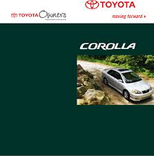 toyota automobile 2007 user guide manualsonline com