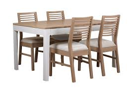 Extendable Table Mechanism by Dixon Small Extending Dining Table With 4 Oak Chairs Furniture