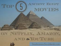 5 ancient egypt movies netflix amazon free