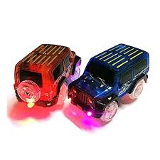 light up car track as seen on tv replacement light up cars for magic tracks cars only as seen