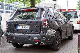 mitsubishi adventure 2017 price when car disguise goes wrong the bullet ridden 2017 volvo xc60 by